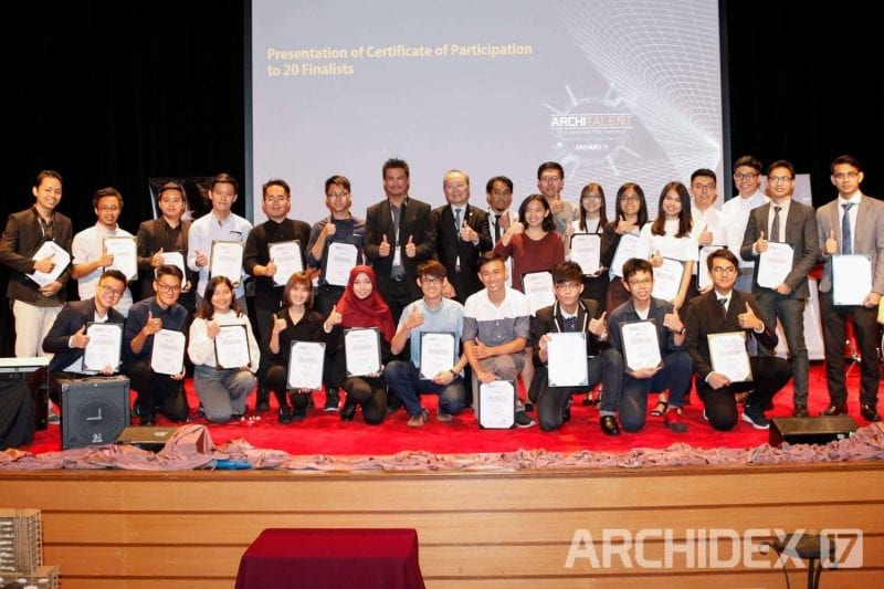 UTM Architecture Students win ARCHITALENT Design Competition