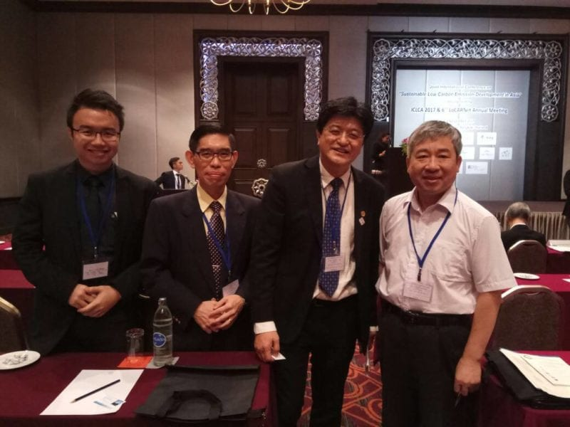 Press Release International Conference On Low Carbon Asia