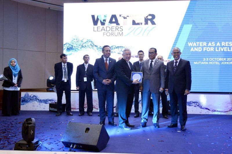 UTM penganjur bersama Water Leader Forum 2017