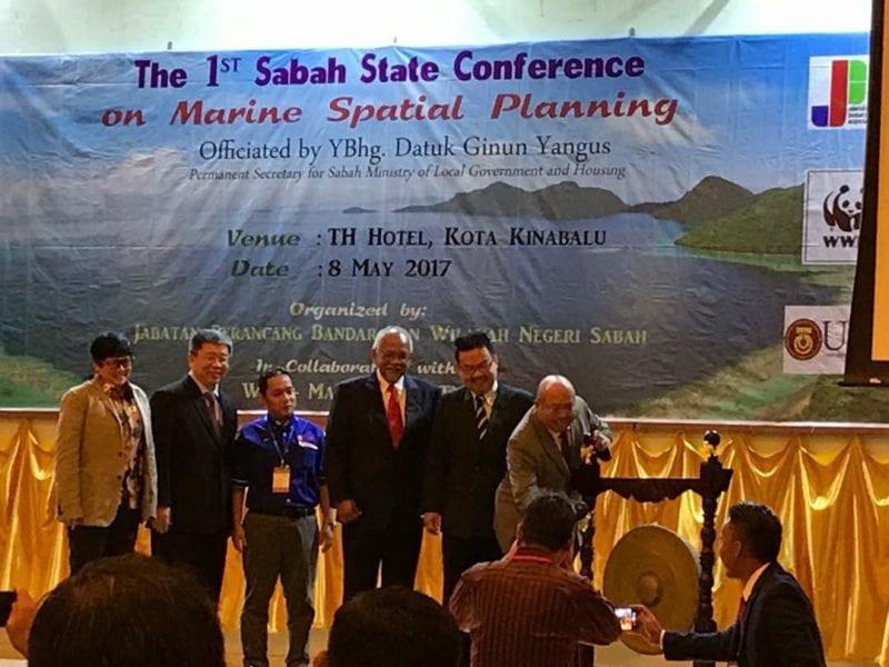 FGHT kerjasama anjur Seminar Marine Spatial Planning