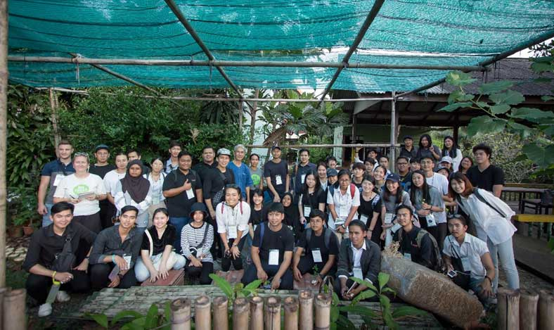 UTM Landscape Architecture Students Joined 2017 IFLA APR Student Design Charrette Held in Bangkok