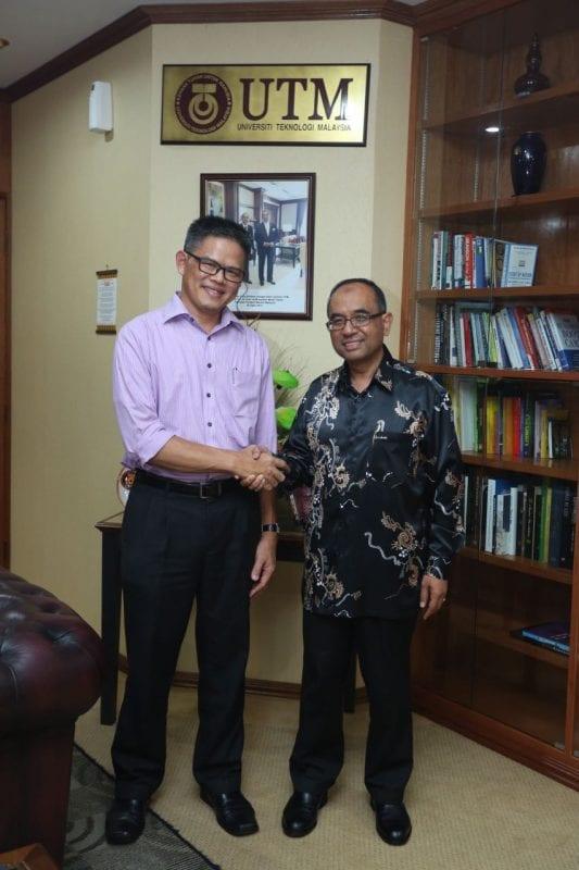 Dr Mohamad Kasim pengarah baru SRAD