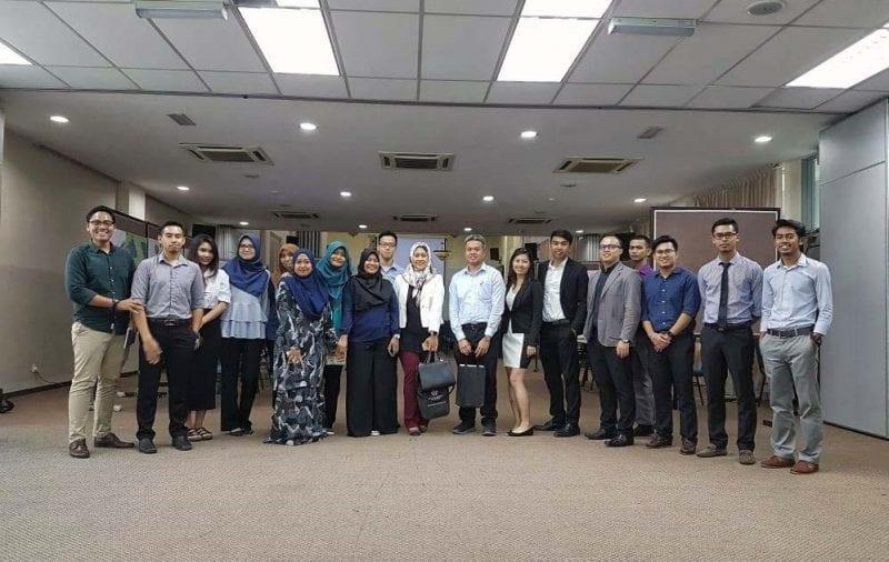 16 mahasiswa UTM sertai IJM Recruitment Challenge 2017