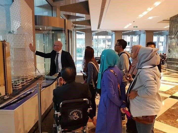 Lapan pelajar FGHT sertai program mobiliti di Sydney