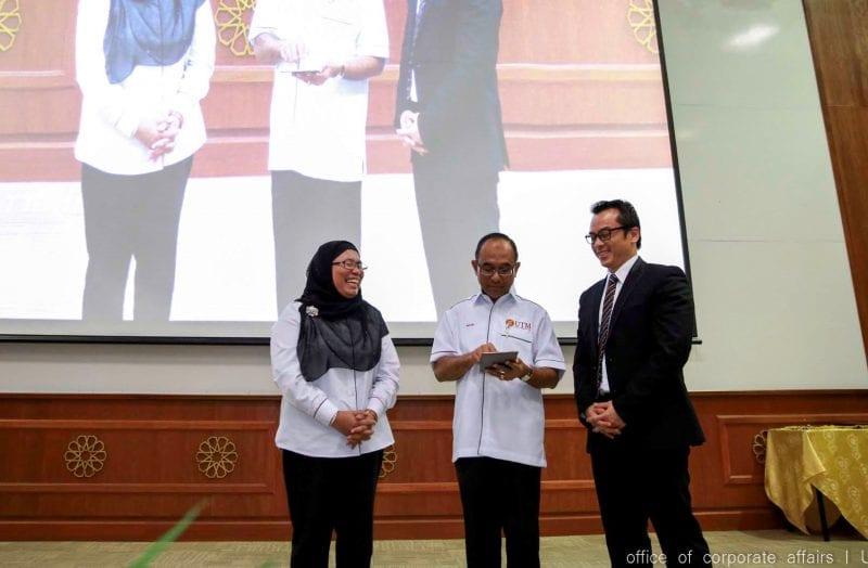 UTM bangun aplikasi mudah alih audit sijil halal Malaysia