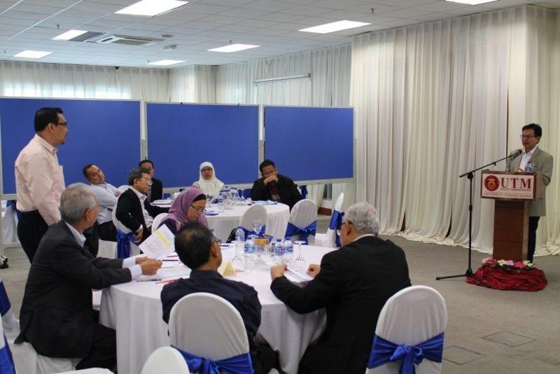 CEO Nadi Corp berkongsi ilmu di UTM