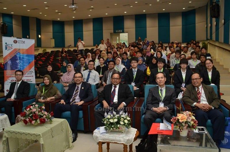 Fakulti Komputeran tuan rumah ICT-ISPC 2017