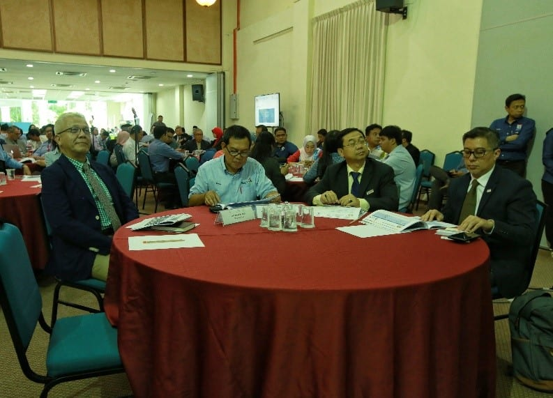 100 ketua eksekutif industri sertai Mesyuarat FIMAC di UTM