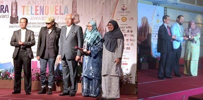 Penerbit UTM Press Raih Tiga Anugerah Buku Negara 2017