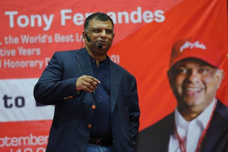 AirAsia bermula dengan impian – Tony Fernandes