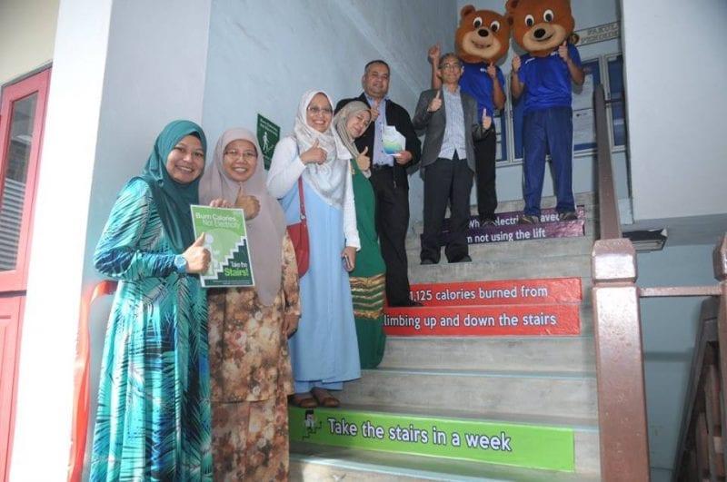 Fakulti Pendidikan lancar Green Office