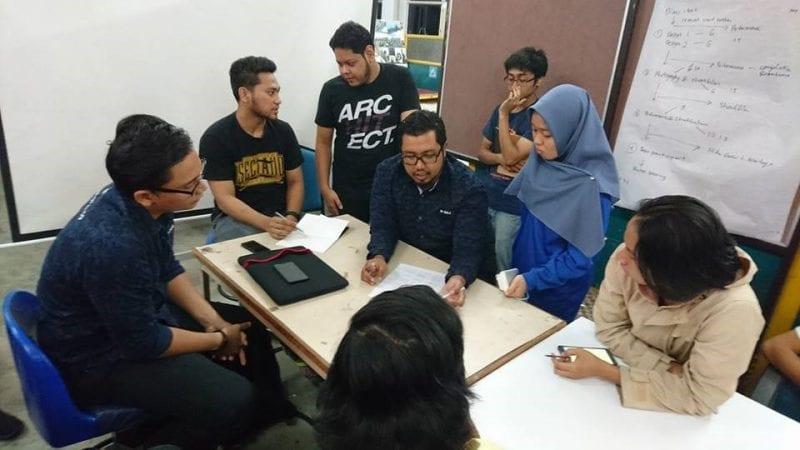 357 mahasiswa senibina sertai NEON' 17