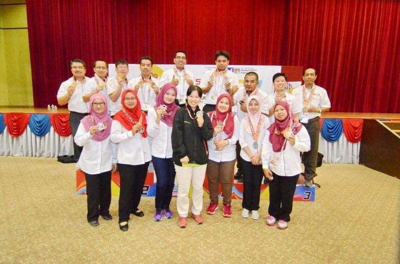 Sukan Para ASEAN KL: Pensyarah UTM galas tugas sebagai jurulatih negara