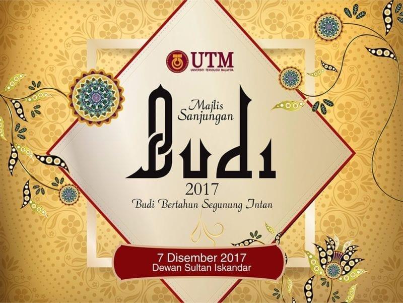 Majlis Sanjungan Budi 2017