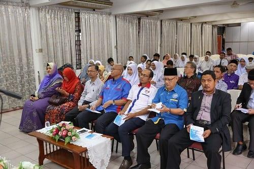 Launching Ceremony Project On 'Installation Of Rainwater Harvesting System at Masjid Al-Muttaqin, Wangsa Melawati, Kuala Lumpur'