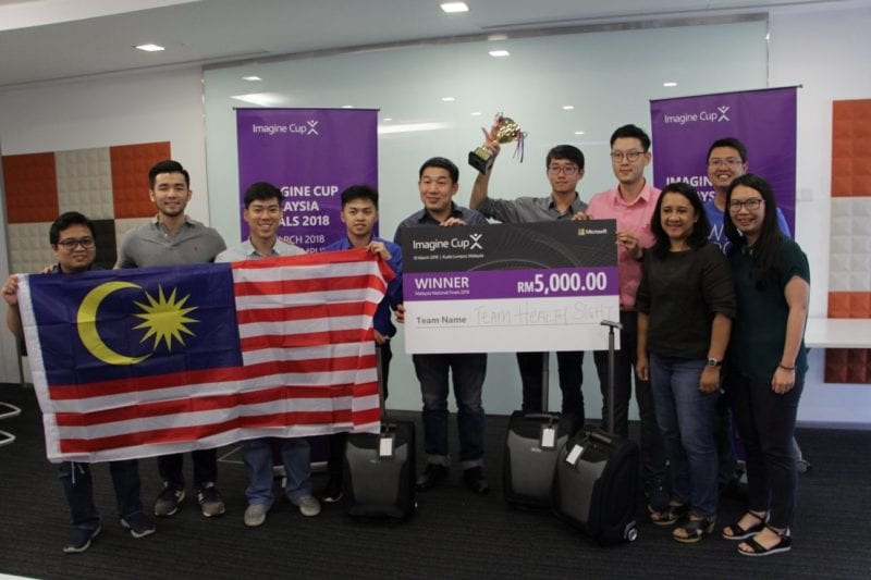 UTM wins again at the Malaysia Microsoft Imagine Cup National Final 2018