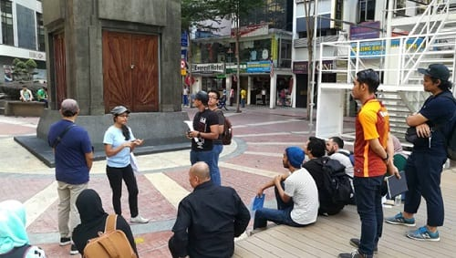 """Jalan Pagi KL : An On-Site Review of Urban Design Interventions in Kuala Lumpur's Historic Quarter"""
