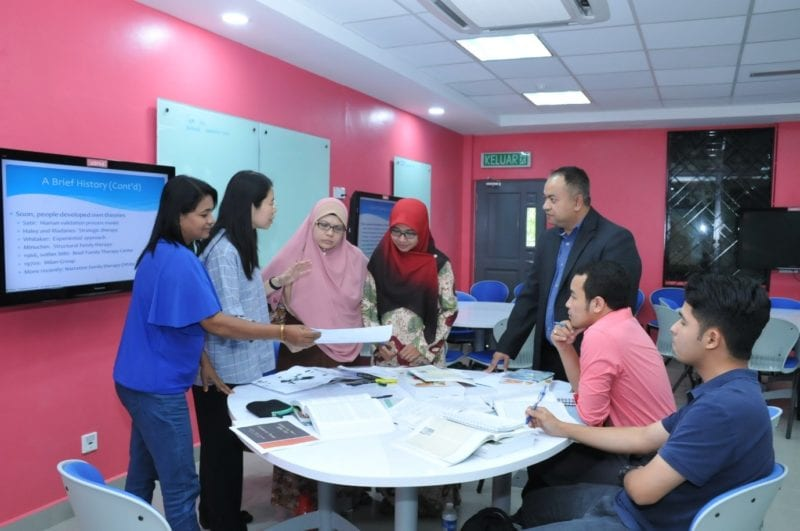 Student-Centred Learning Rooms at Faculty of Education, UTM