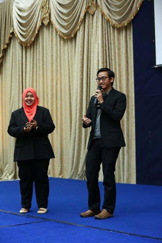 Luqman dan Azmina kongsi pengalaman sertai YEP ke Hanzou