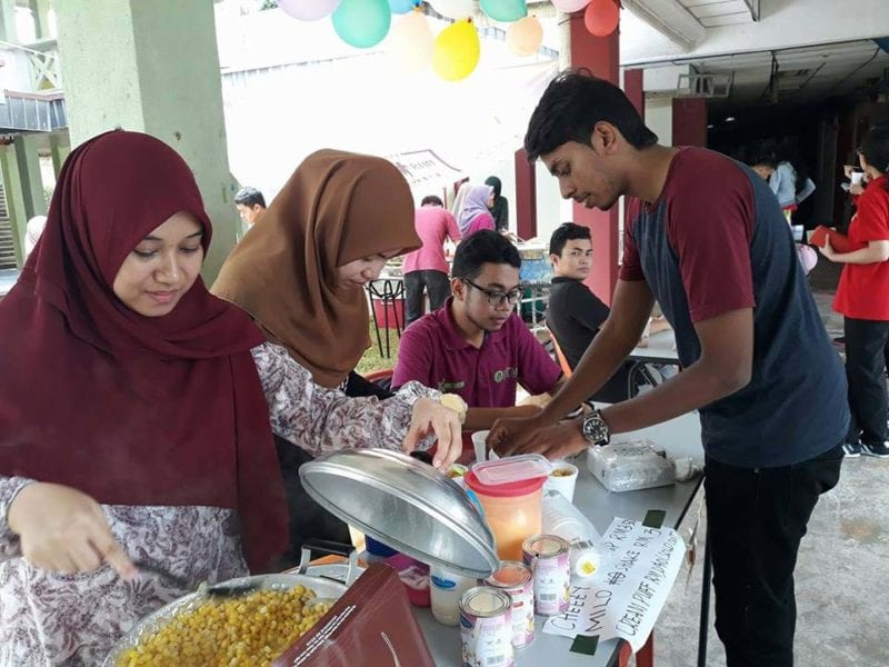 Food Carnival 2018 to Fulfill UTM Elective Subject