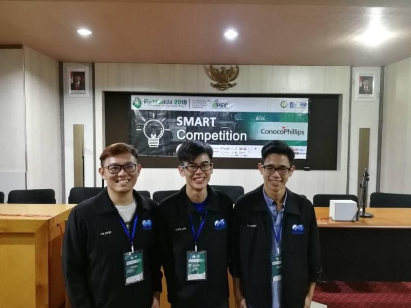SPE-UTM brings back glory from PETROLIDA 2018