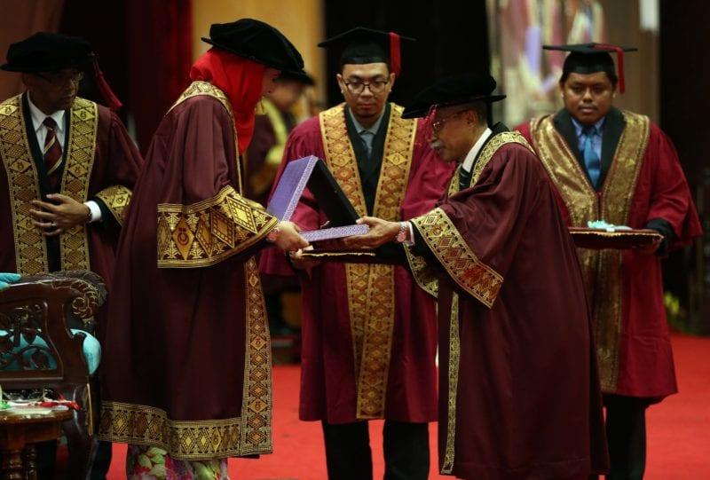 DYMM Canselor sambut baik peranan UTM bangunkan Johor