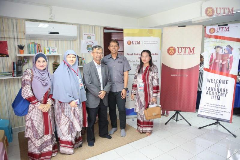 CAKNA DIDIK 2018 – Reading project between Language Academy and KRT Setapak Jaya 1A, Kuala Lumpur