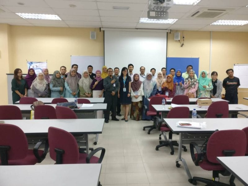 IJN-UTM Cardiovascular Engineering Centre conducted Professional Course on Good Clinical Practice (GCP)