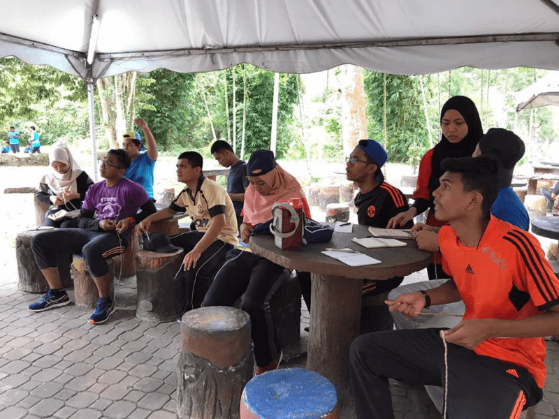 Experiential Teaching and Learning Activities at Faculty of Education Outward Bound Centre