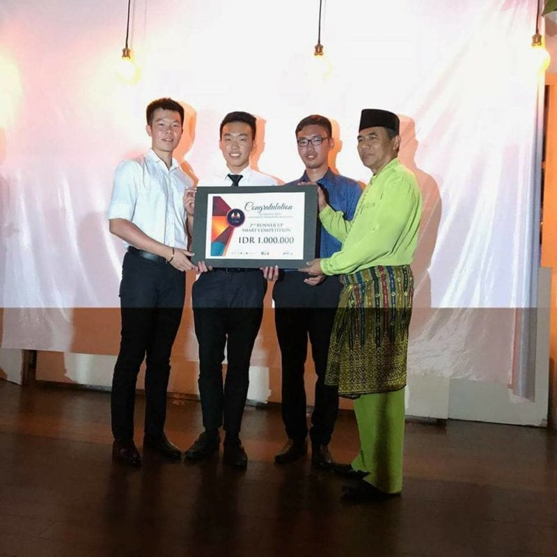 FKT students wins Smart Competition