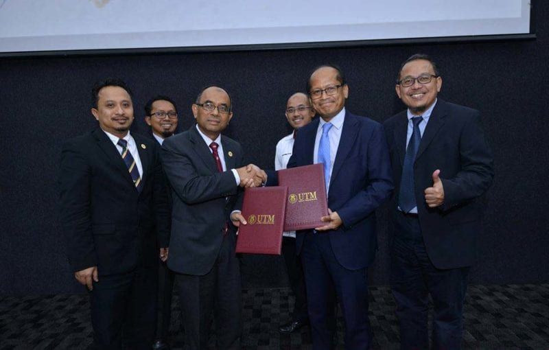 UTM-IJN to extend research collaboration until 2022