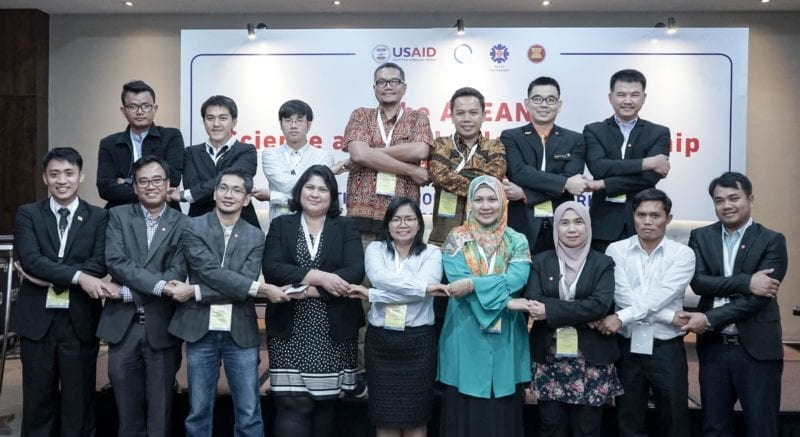 Two UTM academicians receive ASEAN Science and Technology Fellowship award