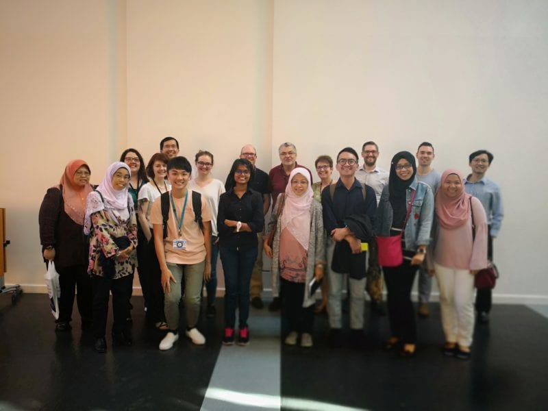 Newton Fund (UK-SEA-NUOF) Progress: Visit to University of York, UK