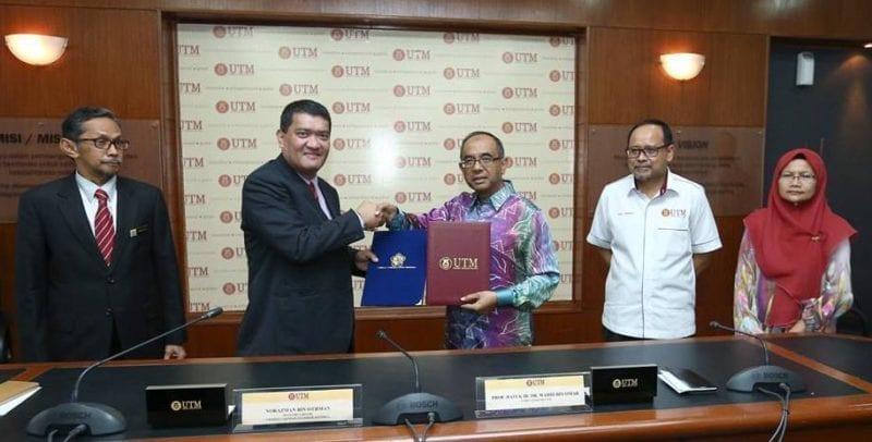 UTM-KEJORA tandatangan Memorandum kolaborasi strategik
