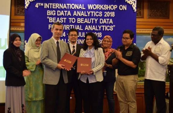 Astro Awani tandatangani MoU dengan UTM Big Data Centre