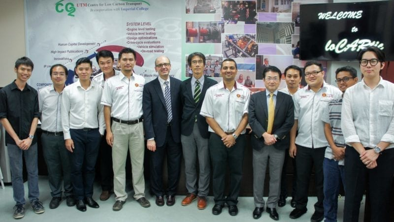 UTM Advanced Engine-Turbocharger Lab – A Unique Test Facility In Malaysia