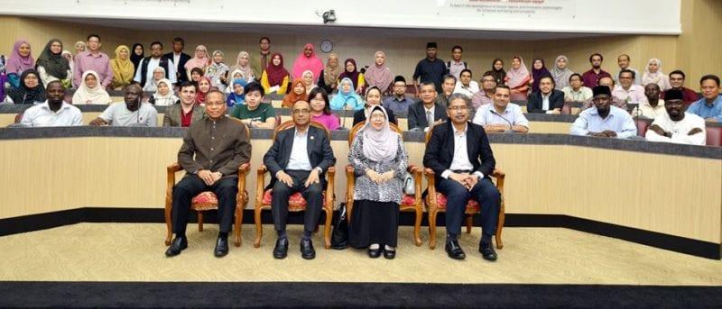Visionary, Strategic and Transformational Leadership – a leadership talk series by Tan Sri Siti Saadiah