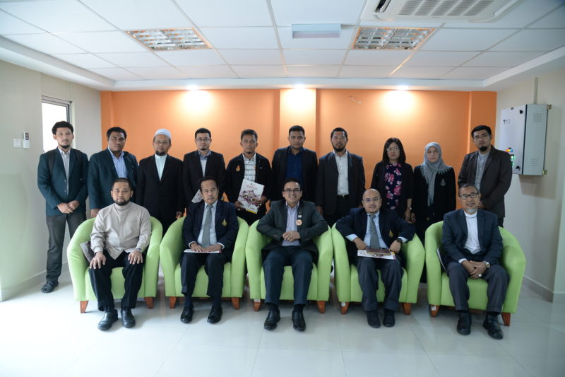 Exploring Opportunities between College of Islamic Studies, Prince of Songkla University and UTM XCITE