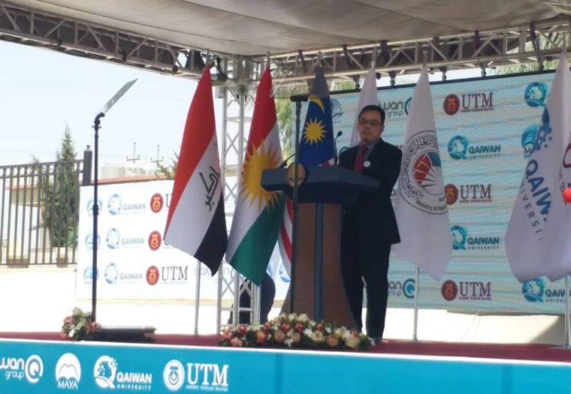 UTM widening access in Iraq