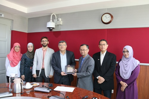 Visit from Iran Embassy in Malaysia