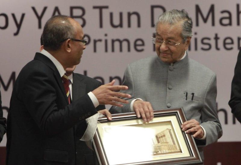 Syarahan Perdana Tun Dr Mahathir Sempena MJIIT Japan Day 2018 dan Perasmian Residensi UTMKL