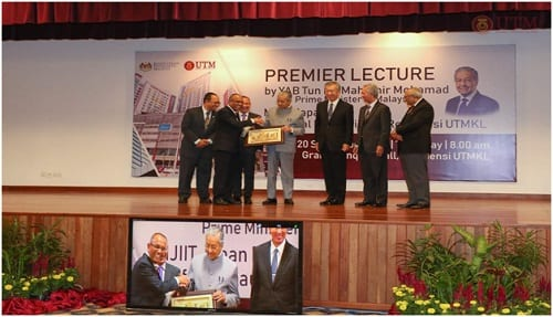 UTM KL as the Rendezvous for Tokyo University of Agriculture and Technology and University of Pretoria