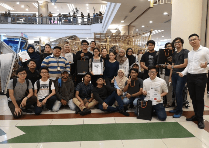 UTM Architecture Students Shine in PAM Annual Architecture Student Works Exhibition 2018