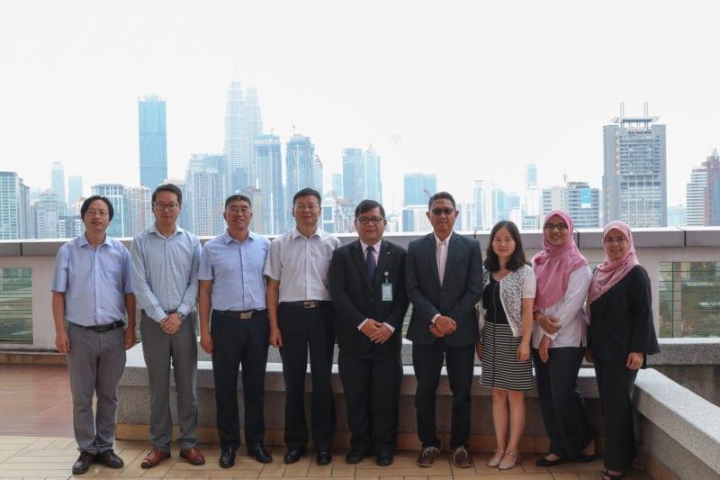 Northwest A&F University, China Visit UTM Kuala Lumpur