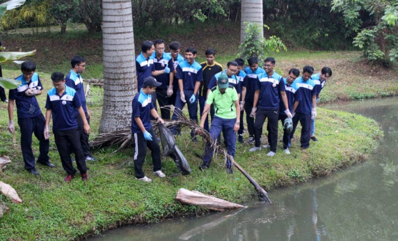 Riverdale Programme to Spread Awareness on Clean River among UTM community