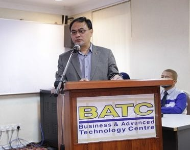 Razak Faculty of Technology and Informatics Organize Research Week 2018
