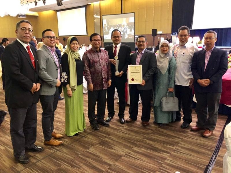 QS Research Team Won BQSM Innovation Award in QSIC 2018