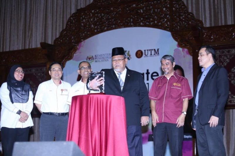 Johor Innovation Valley (JIVe) Dilancarkan