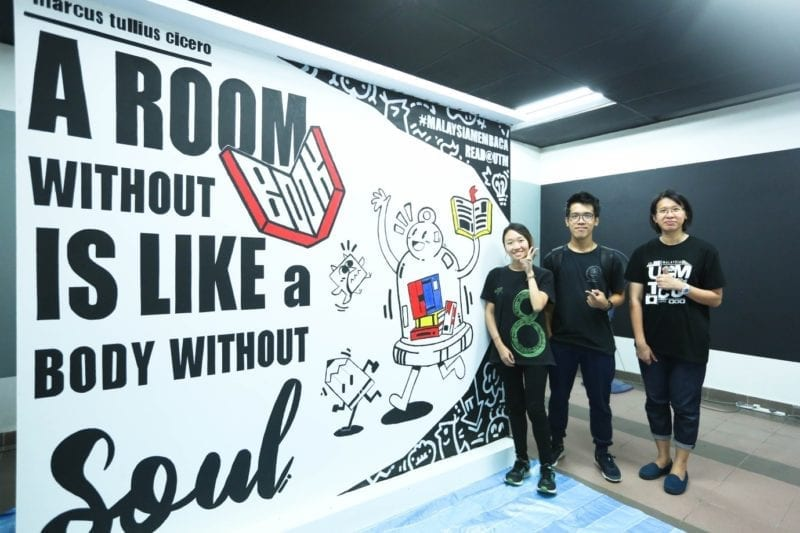 Landscape Architecture Student from FABU Won Grand Prizes in Doodle Painting Competition