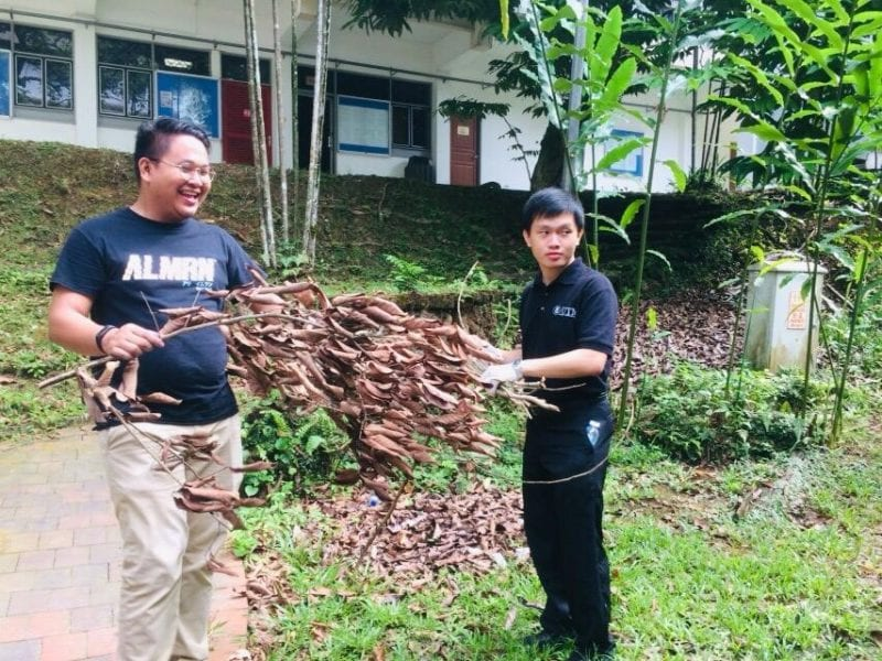 FABU Students Practice 'Waste to Wealth' through Gotong Royong